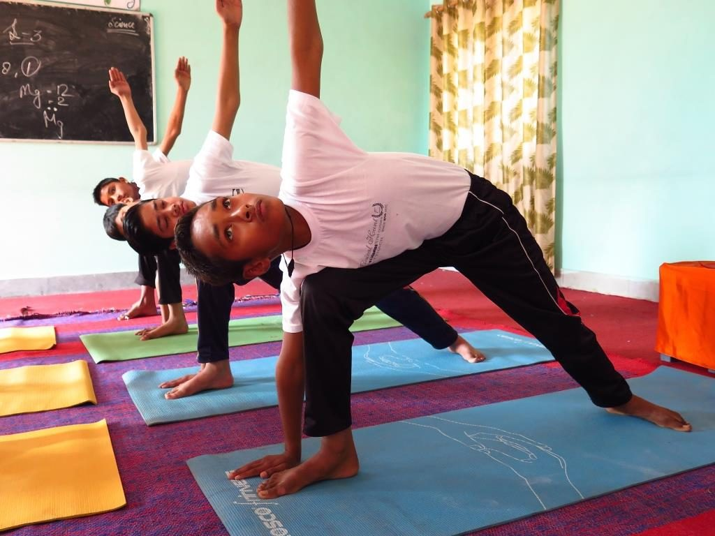 Regular Yoga Practice Enhances The Physical Flexibilty Whether A Pose Is Done Standing Sitting Or Lying Down Each One Can Challenge Various Muscle